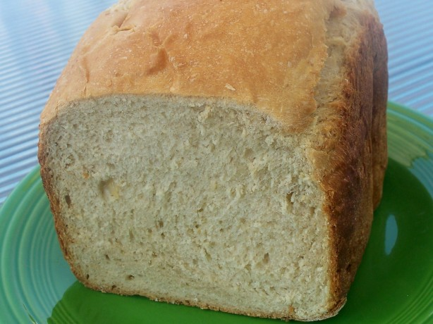 how to put in order for bread machine pumpkin loaf