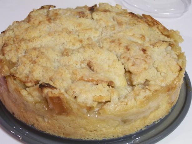 Apple Crumb Deep Dish Pie Recipe - Baking.Food.com