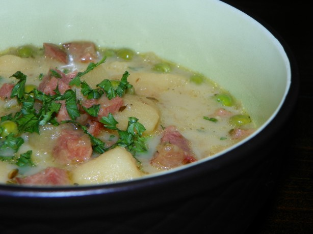 Caramelised Onion, Potato And Ham Soup Recipe - Food.com