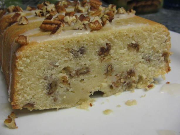 Cream Cheese Bourbon Pound Cake Southern Living