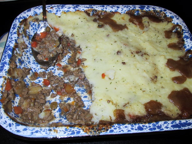 Ground Beef Shepherds Pie Recipe - Food.com