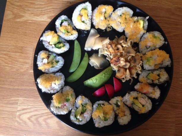 minados recipe Minados perfect sushi rice recipe - low-cholesterolfood  minado's perfect  sushi rice - actually perfect  [i ate] uni (sea urchin) and sashimi food recipes.