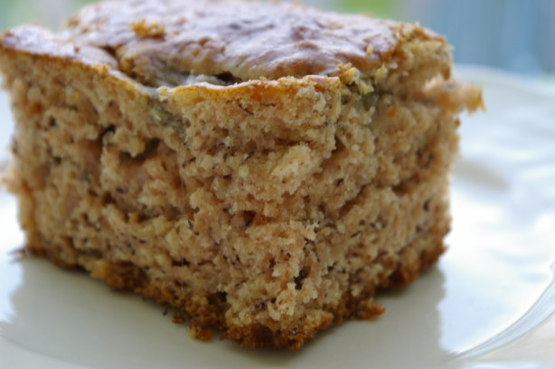 Kittencals Banana Cinnamon Snack Cake Or Muffins Low Fat