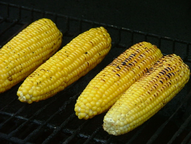 Grilled Corn With Jalapeno Lime Butter Recipe - Food.com