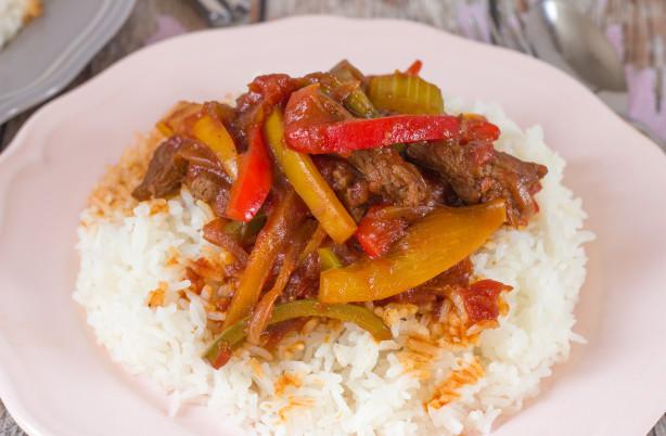 Pepper Steak Recipe - Food.com