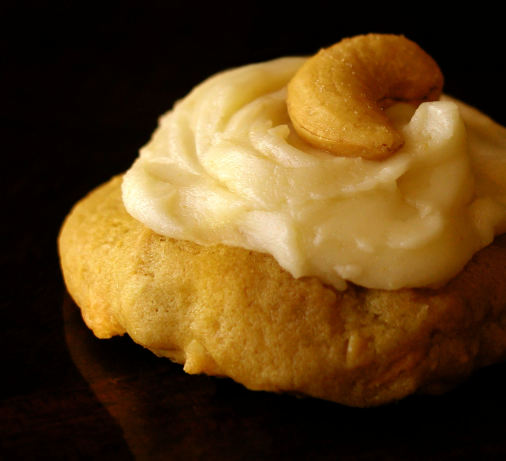 Cashew Cookies With Burned Butter Frosting Recipe - Food.com