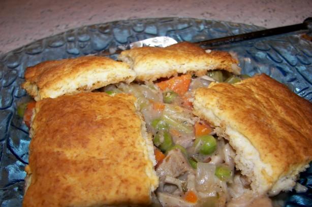 Old Fashioned Chicken Pot Pie Recipe - Food.com