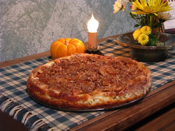 Autumn Apple Cheesecake Recipe - Food.com