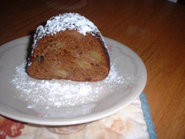 Smoky Mountain Apple Dapple Bundt Cake Recipe - Food.com