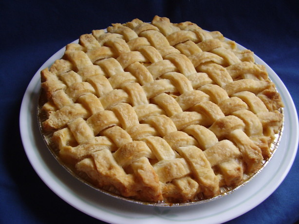 Grandma Oples Apple Pie Recipe - Food.com