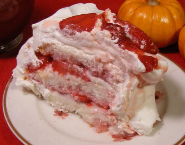 Strawberry Angel Cake Recipe - Food.com