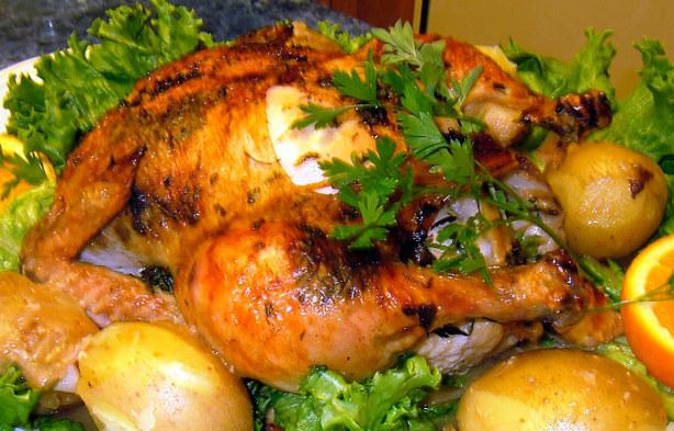 Tyler Florences Ultimate Roast Chicken Recipe Food Com