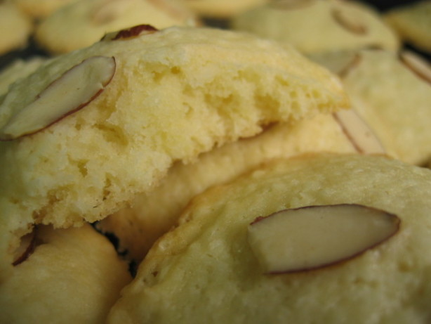 Chinese Almond Cookies Recipe - Food.com