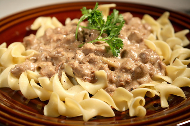 Ground Beef Stroganoff Recipe - Food.com