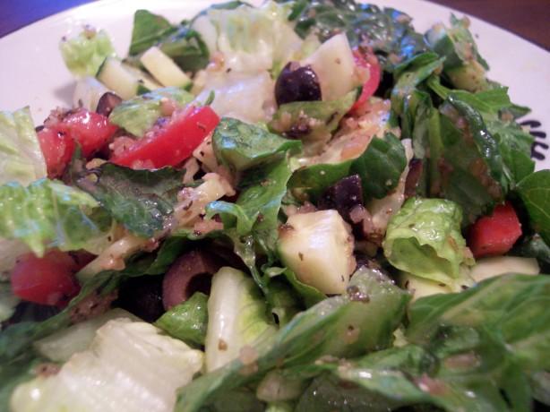 My Best Salad Dressing Recipe