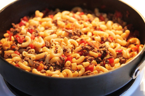 Tomato, Hamburger, Macaroni Goulash Recipe - Food.com
