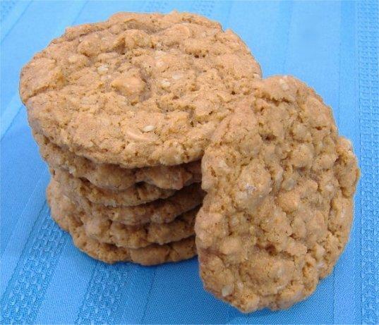 Oatmeal Caramel Or Butterscotch) Pudding Cookies Recipe - Food.com