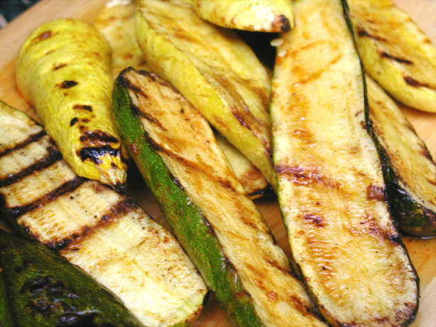 Grilled Yellow Squash And Zucchini Recipe - Food.com