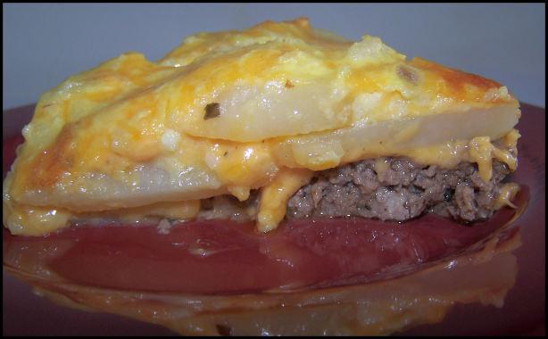 Meat And Potato Quiche Recipe - Food.com