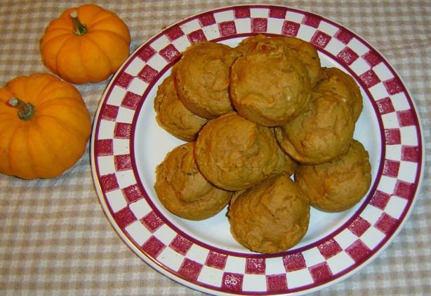 Low Fat Pumpkin Muffins Yellow Cake Mix