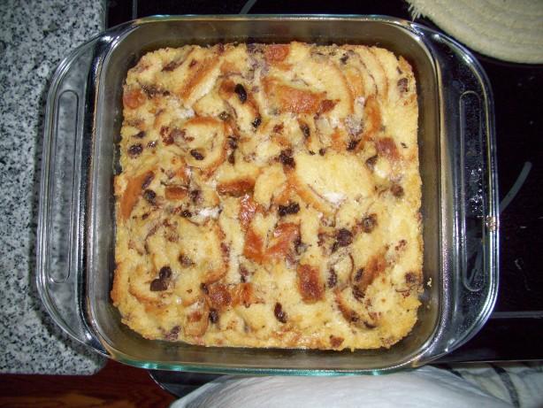 Cinnamon Swirl Raisin Bread Pudding Recipe - Food.com