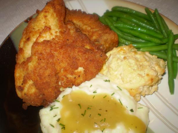 Kentucky Fried Chicken Meal: Kentucky Fried Chicken Copycat) Recipe