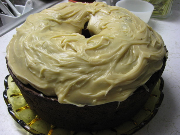Pumpkin Spice Cake With Maple Icing Recipe - Thanksgiving.Food.com