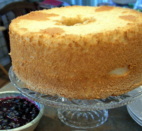 Splenda Angel Food Cake