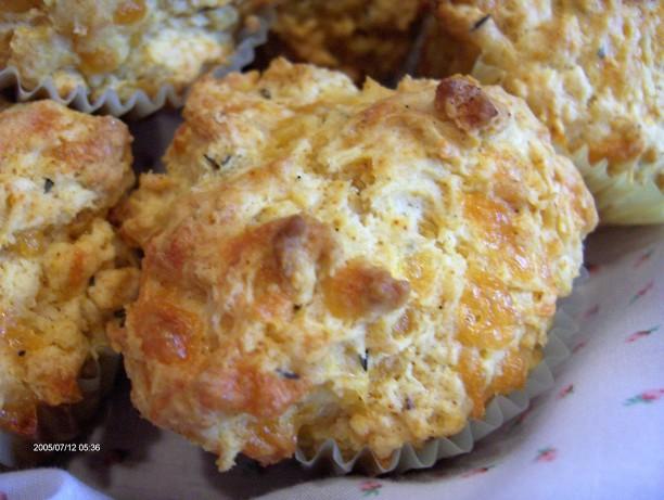 Cheesy Muffins Recipe - Food.com