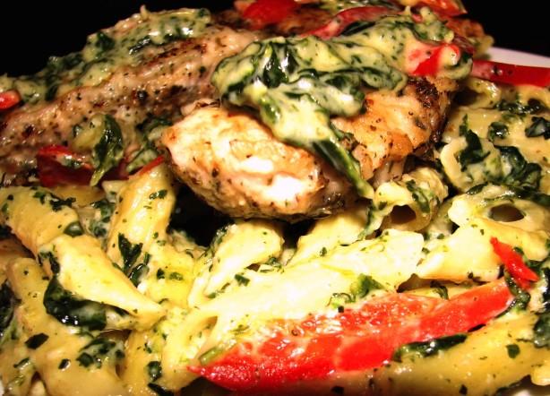 Olive Garden Tuscan Garlic Chicken Recipe