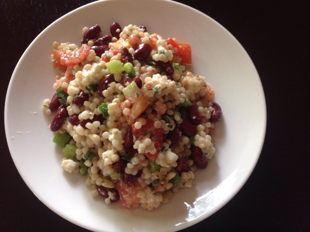 Mediterranean Couscous Salad Recipe - Food.com