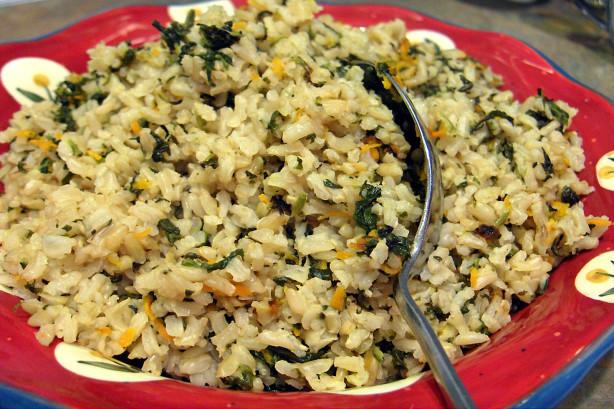 picbmuIyE jpgLemon Rice Pilaf