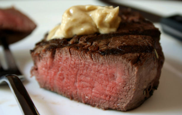Marinated filet mignon with flavored butter recipe - Best marinade for filet mignon on grill ...