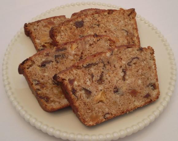 Easy Fruit Loaf Recipe Food Com