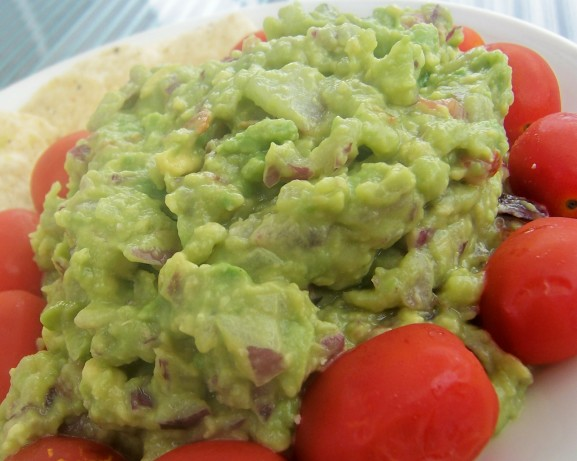 Easy Guacamole Recipe - Food.com