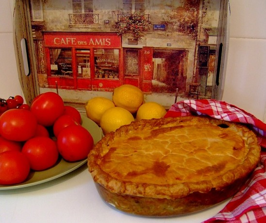 Chicken pie traditional south african style recipe food com