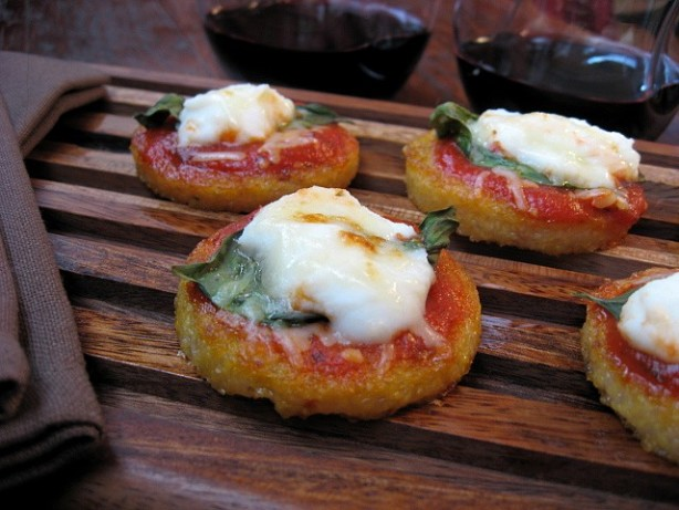 Polenta Pizza With Tomatoes And Ricotta Recipes — Dishmaps