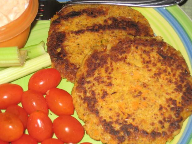 Garbanzo Vegetarian Burgers Recipe - Food.com