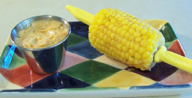 Corn On The Cob With Chipotle Butter Recipe - Food.com