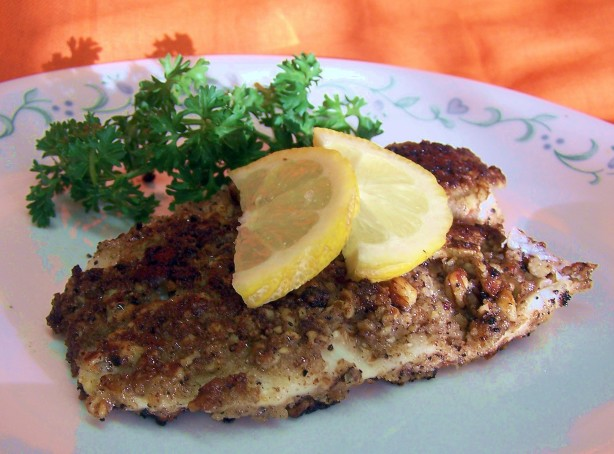 Pecan-Crusted Tilapia Recipe - Food.com