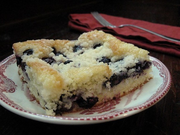 Blueberry Crumb Cake Recipe - Food.com