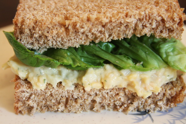 Vegetarian Chickpea Sandwich Filling Recipe - Food.com