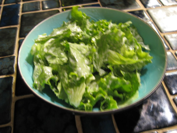 Leaf Lettuce Salad Recipe - Food.com