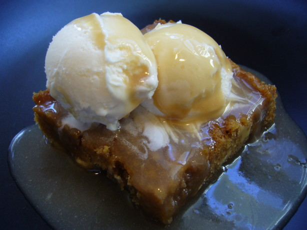 Maple Butter Blondie Dessert Like Applebees Recipe Food Com