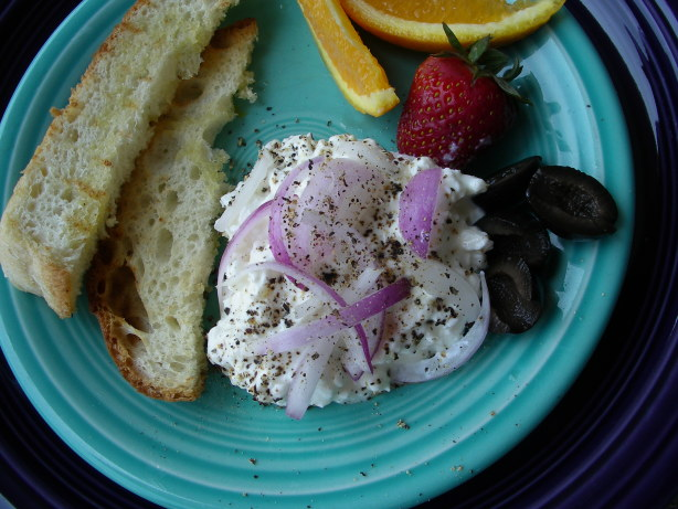 cottage cheese snack recipes