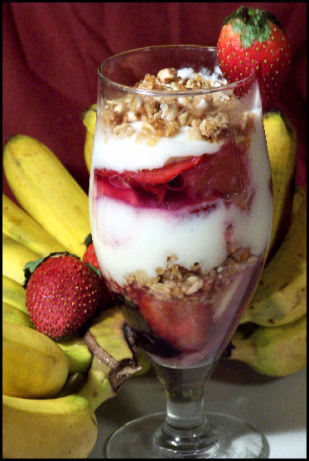 healthy fruit parfait recipe exotic fruits