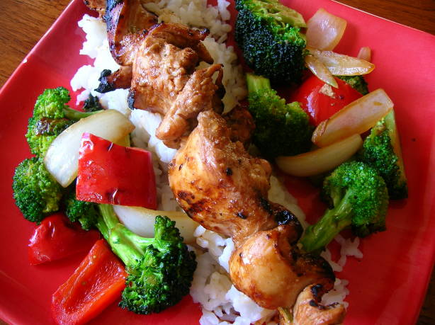 Grilled Teriyaki Chicken Recipe - Food.com