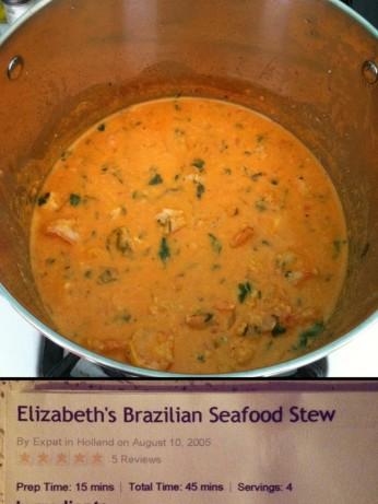 Elizabeths Brazilian Seafood Stew Recipe - Food.com