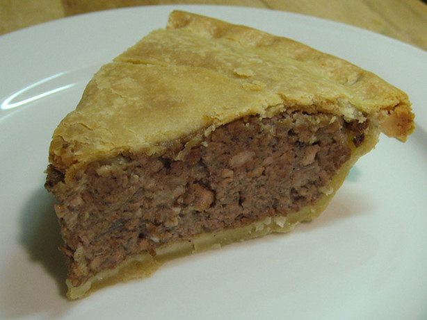 Tourtiere French Canadian Meat Pie) Recipe - Food.com