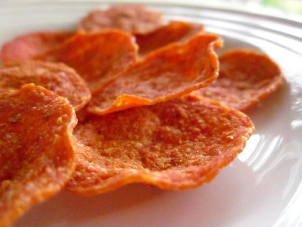 Pepperoni Chips Recipe - Food.com